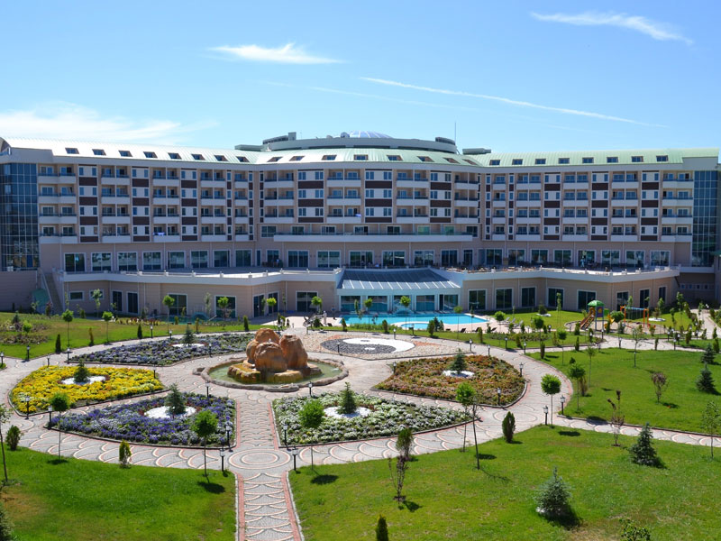 Safran Thermal Resort Hotel & Spa
